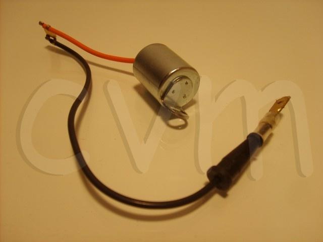 Condensator '74-'91