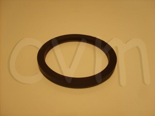 Luchtfilterhuis rubber