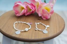 Mama armband Diamant