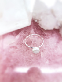 Moedermelk ring rond grillig small