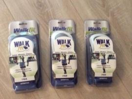 Walkfit Platinum inlegzolen (Alle maten op voorraad)
