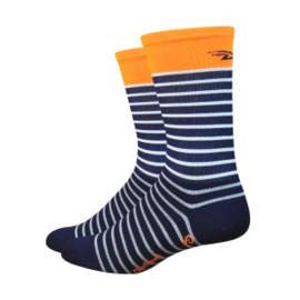 DeFeet Aireator Hightop Sailor Orange