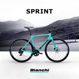Bianchi Sprint Ultegra Disc
