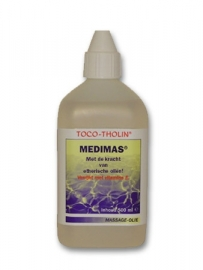 Toco-Tholin Medimas, medicinale massage olie / 500 ml