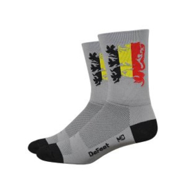 DeFeet Aireator Hightop Lion Grey