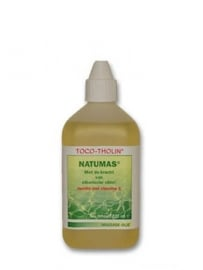 Toco-Tholin Natumas massage olie / 250 ml