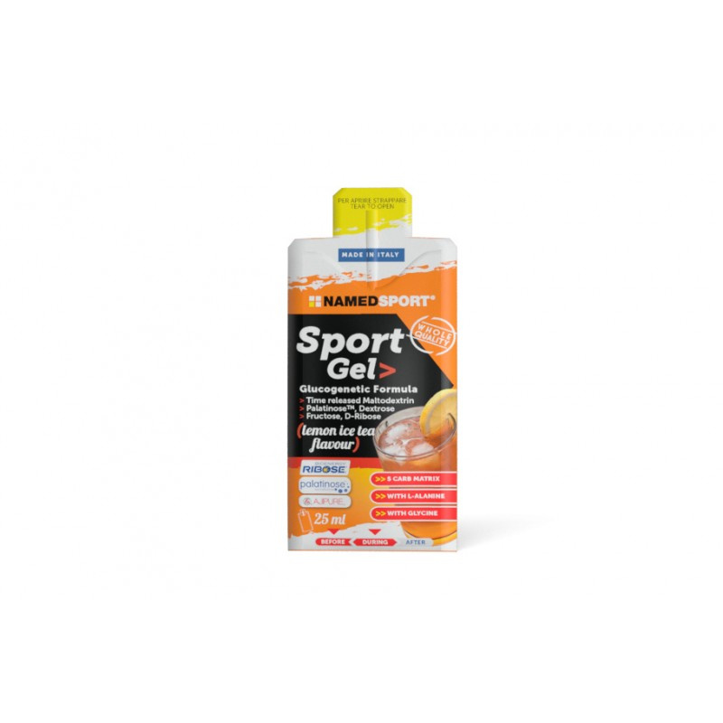 Named Sportgel Ice tea