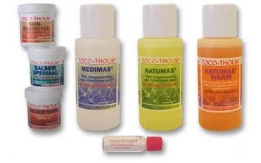 Toco-Tholin Proefpakket met 7 producten