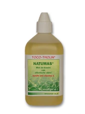 Toco-Tholin Natumas massage olie / 500 ml