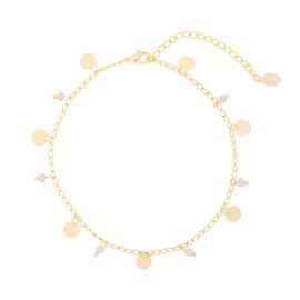 Anklet circle  - Gold