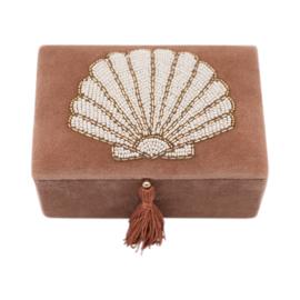 Velvet box shell