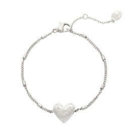 Bracelet Love to travel- Silver