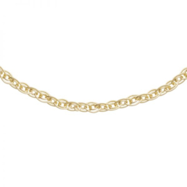 Ketting big chain -  goud