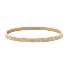 Bangle Leafs Gold