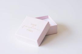 YFF Cadeaudoosje - Pink