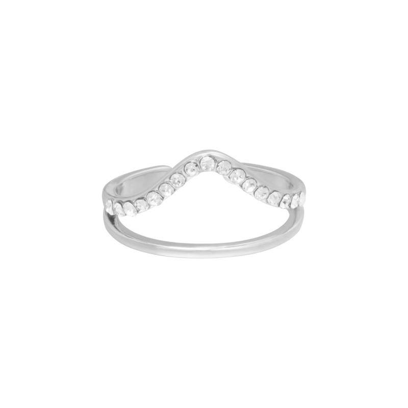 Ring royal - zilver