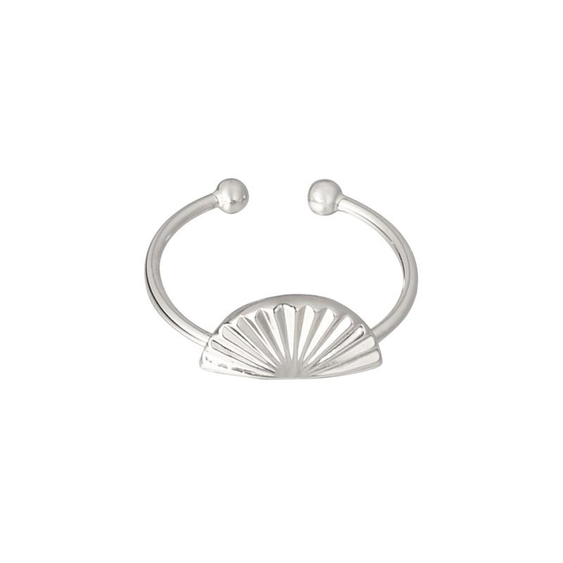 Ring zomer - zilver