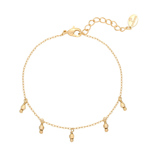 Bracelet little treasures Gold