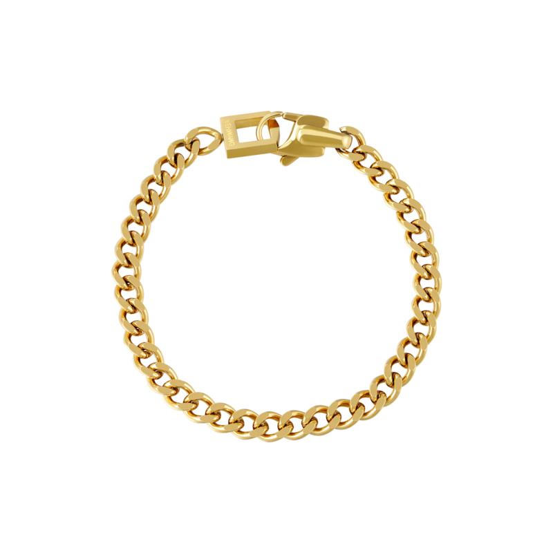 Armband chain - goud
