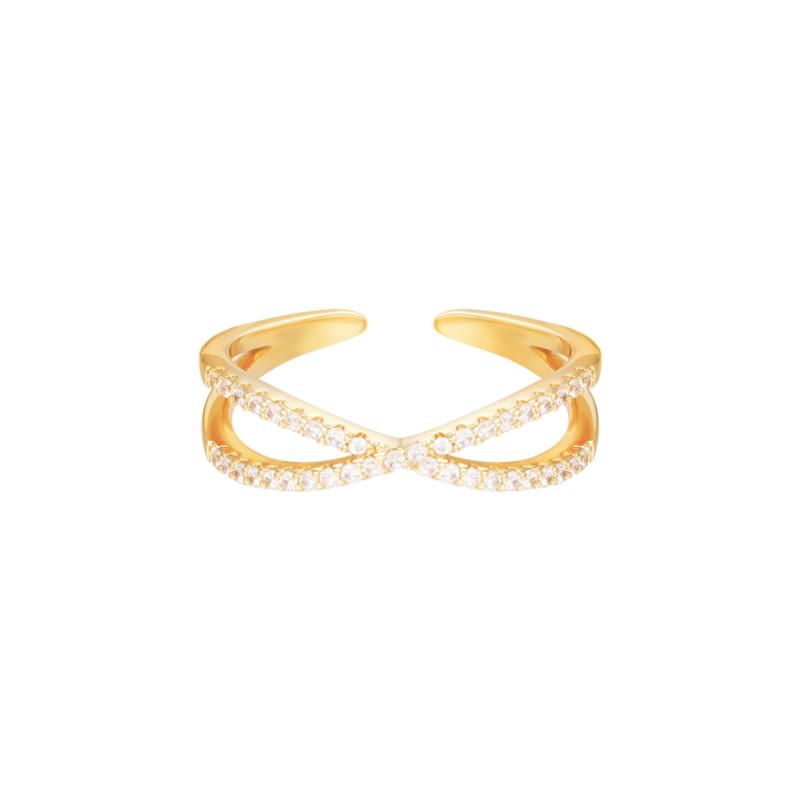 Ring fancy - goud