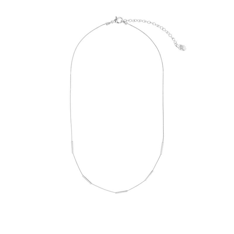 Ketting subtiel - zilver