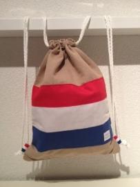 Rugtasje Nederlandse vlag
