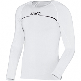 JAKO Ondershirt Wit Junior (Drachtster Boys)
