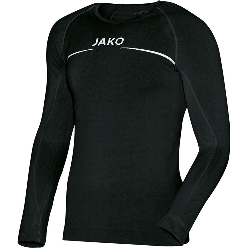 JAKO Ondershirt Zwart Junior (Drachtster Boys)