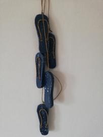 Hanger slipper blauw