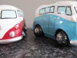 Spaarpot VW rood