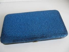 Portemonnee blauw