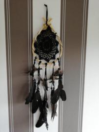 Dromenvanger druppel zwart 57cm