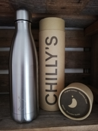 Chilly's Bottle 500ml Stainless Steel