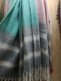 Zachte deken groen