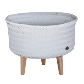 Handed By Up Low Basket light grey