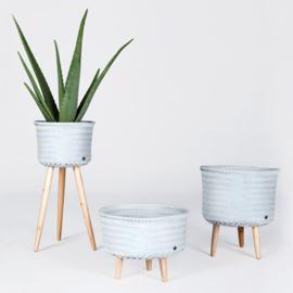 Handed By Up Low plantenstandaard licht grijs