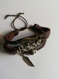 Armband Believe