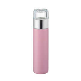 Tea Slim Thermos Pink