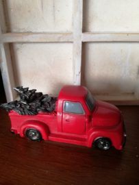 Truck rood