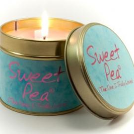 Geurkaars Lily-Flame Sweet Pea