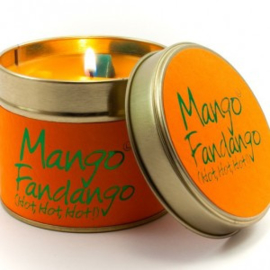 Geurkaars Lily-Flame Mango Fandango
