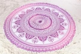 Roundie Pink Spring pompom