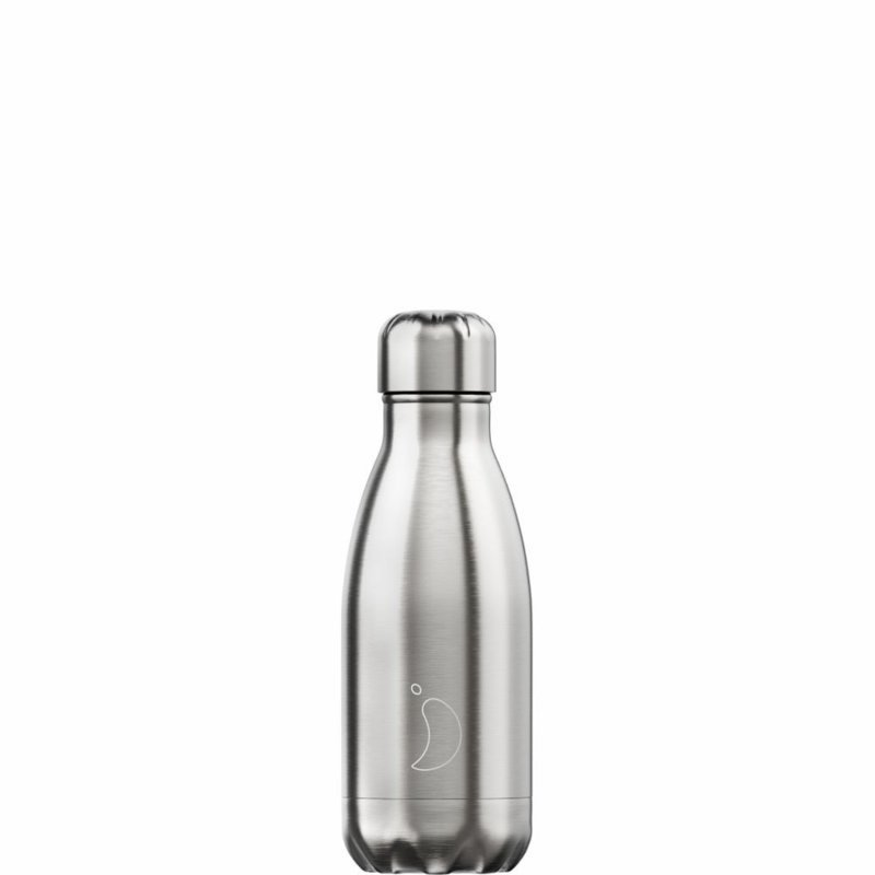 Chilly's Bottle 260ml Stainless Steel