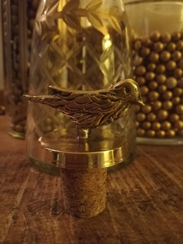 Flessendop vogel