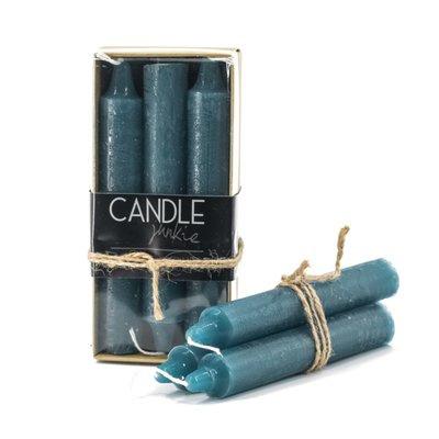 Kolony doosje kaarsen blauw