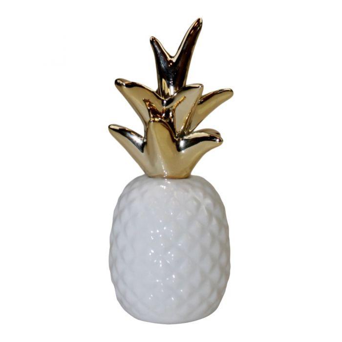 Pineapple White-Gold
