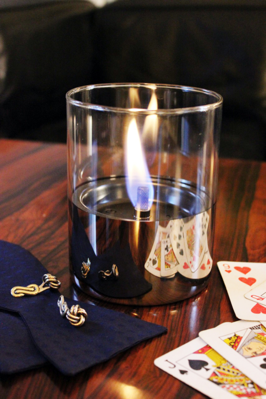 Tenderflame giftbox Lily zilver