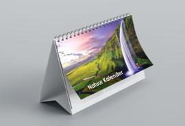 Huurdies - Natuur kalender 14,85x21cm (bureaukalender)