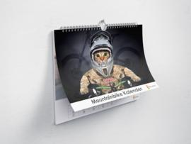 Huurdies -  Mountainbike kalender A4 (2020)