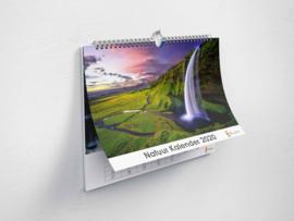 Huurdies - Natuur kalender A4 (2020)